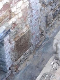 Sanace zdiva na vile v Nebušicích