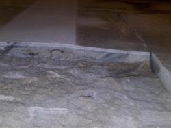 Sanace betonových ploch pojezdové garáže