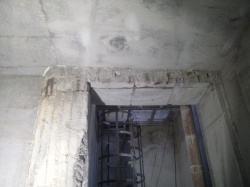 Sanace dilatačních spár přečerpávající jímky kanalizace Uhřiňeves